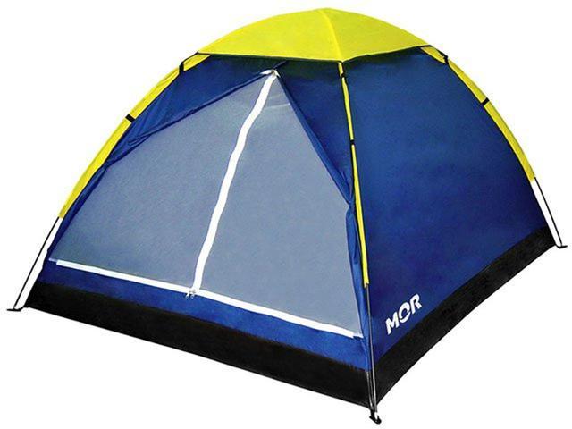 Imagem de Barraca de Camping Mor iglu 3 Pessoas com Sacola para Transporte 9034