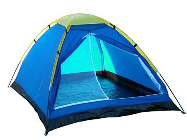 Imagem de Barraca de Camping Mor iglu 4 Pessoas com Sacola para Transporte  - 9035