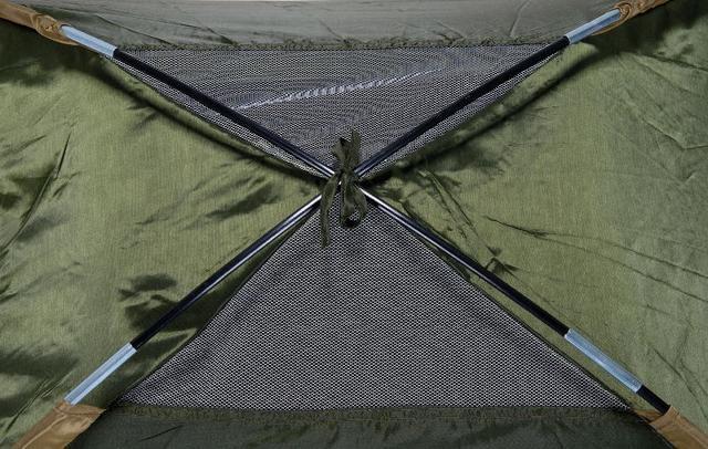 Imagem de Barraca de Camping para 2 Pessoas Iglu Eco Verde Mor 009046 2,05 x 1,45 x 1,00 mt.