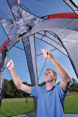 Imagem de Barraca de Camping Spider MOR 009053 para até 7 Pessoas