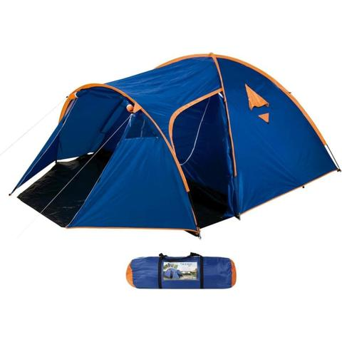 Imagem de Barraca de Camping Tribo com Avanço e Sobreteto para até 5 Pessoas - MOR