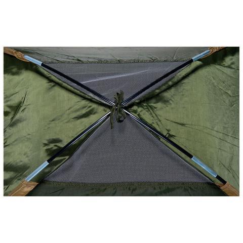 Imagem de Barraca Iglu Camping Para Até 2 Pessoas Verde 9046 Mor