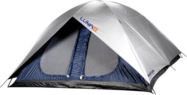 Imagem de Barraca Luna Acampamento Iglu 8 Pessoas Para Camping Mor
