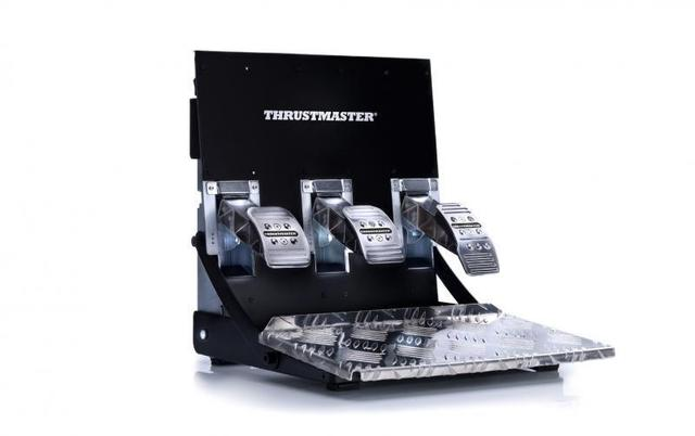 Imagem de Base 3 Pedais Thrustmaster T3PA-Pro Add-On  PC, PS3, PS4, X360, Xbox One