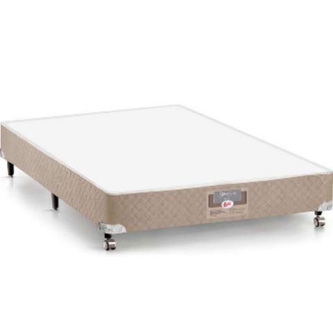 Imagem de Base Box Casal Simples Castor Silver Star Pocket Air - 1,38 x 1,88 x 27 cm