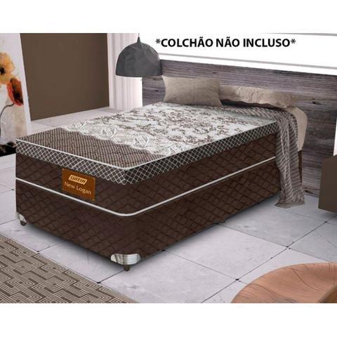 Imagem de Base Box Solteiro Gazin New Poliéster 88x188cm 6000121524