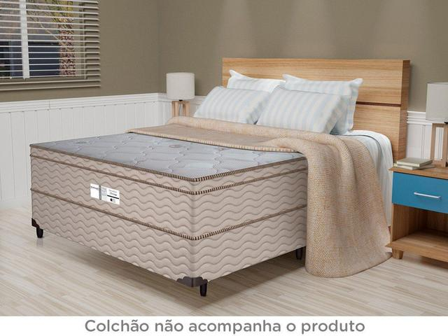 Imagem de Base Cama Box Casal Probel 26cm de Altura