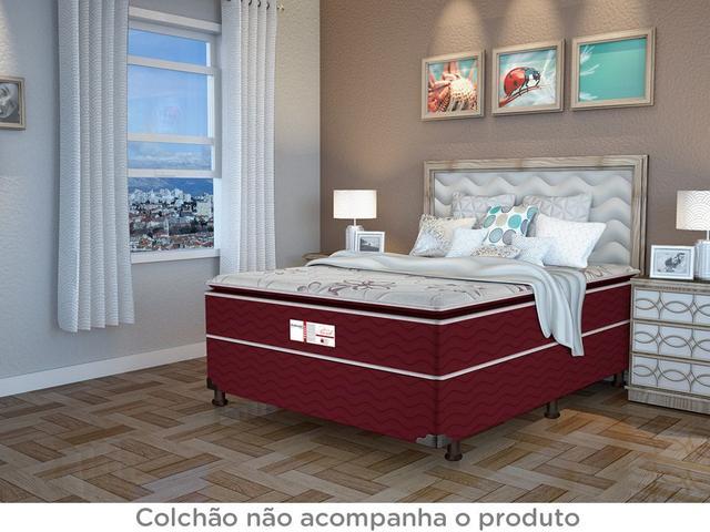 Imagem de Base Cama Box Casal ProDormir 26cm de Altura