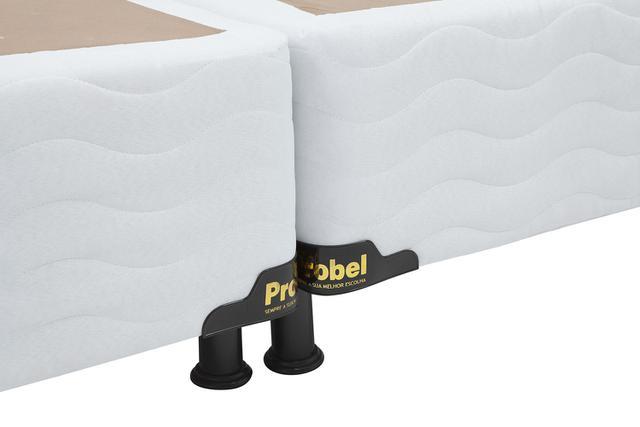 Imagem de Base Cama Box Queen Size Probel Bipartido