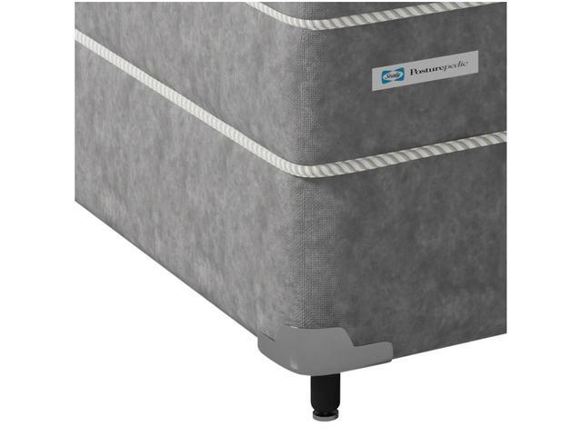 Imagem de Base Cama Box  Queen Size Sealy Bipartido