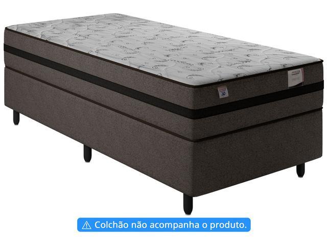 Imagem de Base Cama Box Solteiro Plumatex 37x88x188cm