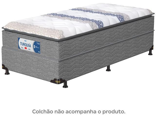 Imagem de Base Cama Box Solteiro Probel 27x89x189cm
