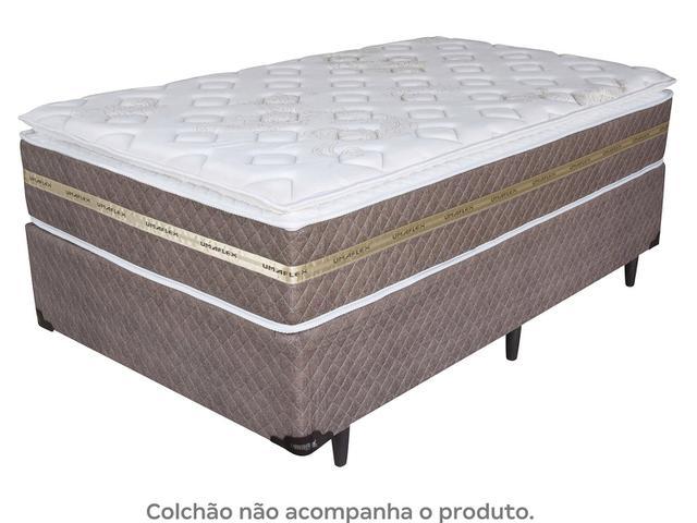 Imagem de Base Cama Box Solteiro Umaflex 42cm de Altura