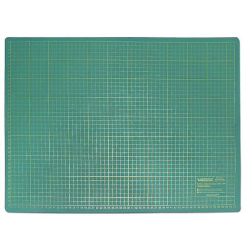 Imagem de Base de corte de plastico verde 60x45cm