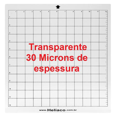 Imagem de Base de corte para Silhouette Cameo 30x30 COM Cola - 30mm de espessura