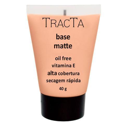 Imagem de Base Facial Matte Tracta Oil Free