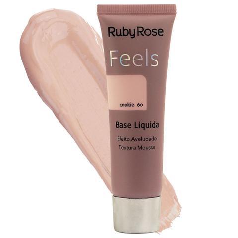 Imagem de Base líquida feels ruby rose