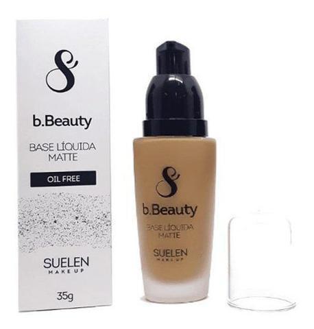 Imagem de Base liquida matte  suelen makeup  cor 06