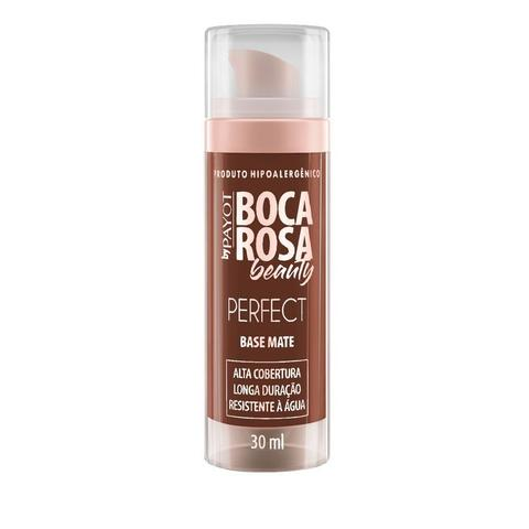 Imagem de Base Mate Hd Boca Rosa Beauty By Payot