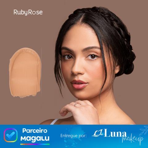 Imagem de Base Soft Matte Bege 6 - Ruby Rose