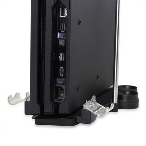 Imagem de Base Vertical Slim Pro Vr Move - Preto - PlayStation 4 video game