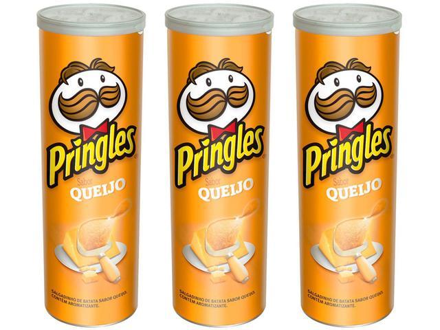 Imagem de Batata Pringles Queijo 120g