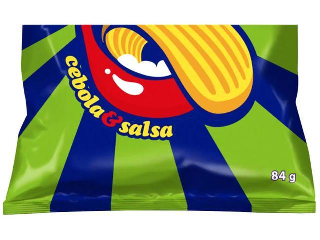 Imagem de Batata Ruflles Cebola e Salsa 84g