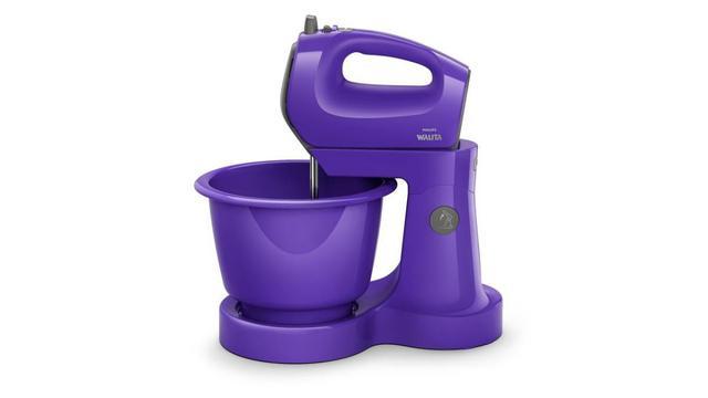 Imagem de Batedeira Philips Walita Viva Ultra Violet 400W Roxo