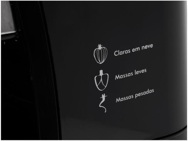 Imagem de Batedeira Planetária Philco Preta 500W