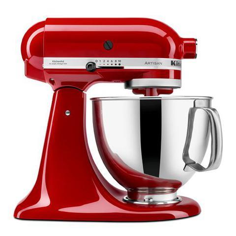 Imagem de Batedeira Stand Mixer Artisan - Empire Red