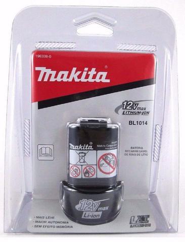 Imagem de Bateria 12v ions de litio 1,3 ah bl 1014 makita 196338-0