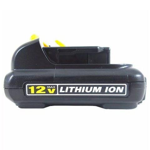 Imagem de Bateria 12v Max 1,3 Ah Dewalt Dcb120-b2 - Li-ion N580008
