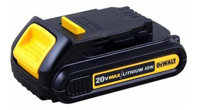 Imagem de Bateria 20v Max- 1,3 Ah - Dewalt Lition Dcb207-b3 Dewalt