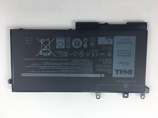 Imagem de Bateria 3500 Mah 11.4v Para Notebook Dell Latitude 5280