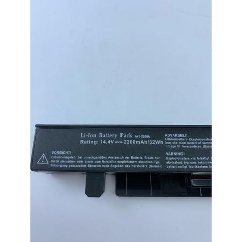 Imagem de Bateria A41-x550a Para Notebook Asus X450ca Wx184h