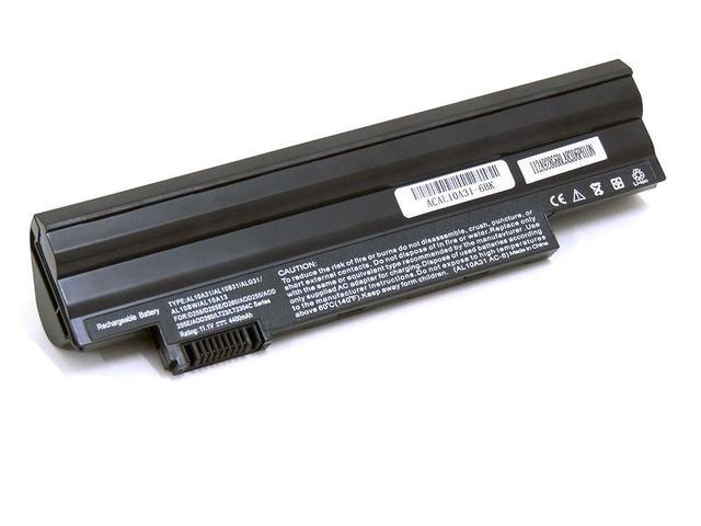 Imagem de Bateria - Acer Aspire One D257e - Preta
