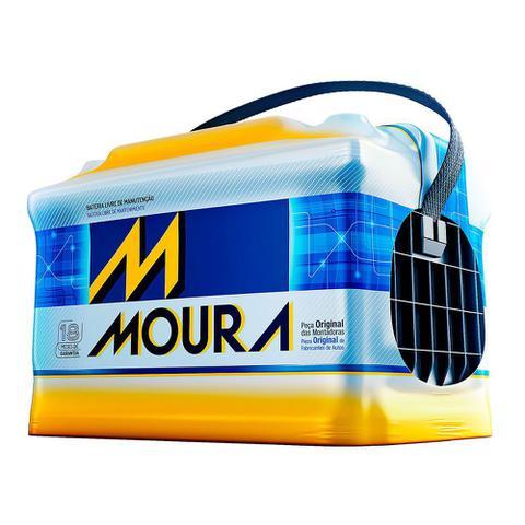 Imagem de Bateria Automotiva 80AH Moura