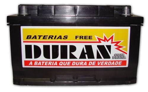 Imagem de Bateria Automotiva Duran 70ah 12v Selada