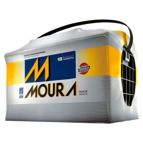 Imagem de Bateria Automotiva Moura 48ah Polo Positivo Direito M48FD