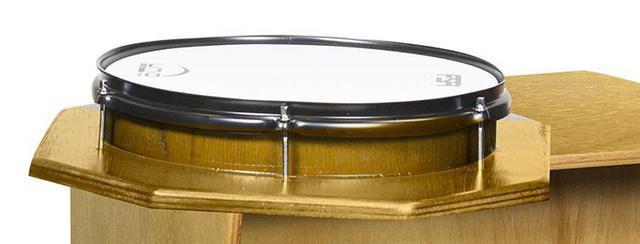 Imagem de Bateria Cajón FSA Tajon Flip TAJ36 Natural Mini Bateria Cajón Kit Compacto com Caixa Móvel