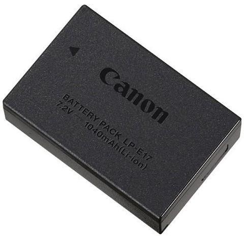 Imagem de Bateria Canon LP-E17 para Canon T7i, T6i, T6s, RP, Sl3 e Sl2