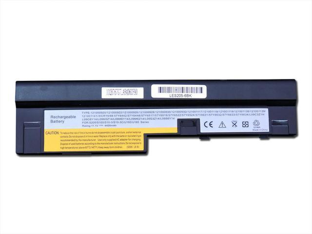 Imagem de Bateria - Compatível com Lenovo Ideapad S10-3 - Preta