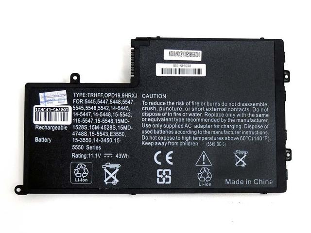 Imagem de Bateria - Dell Inspiron 15-5547 (11.1v)