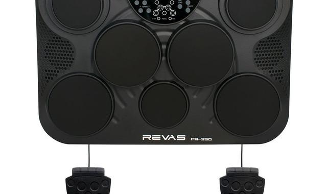 Imagem de Bateria Eletrônica PB-350 Revas by Roland