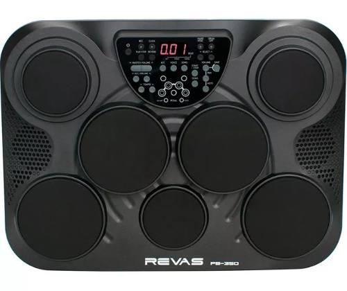 Imagem de Bateria Eletrônica Revas Pb-350