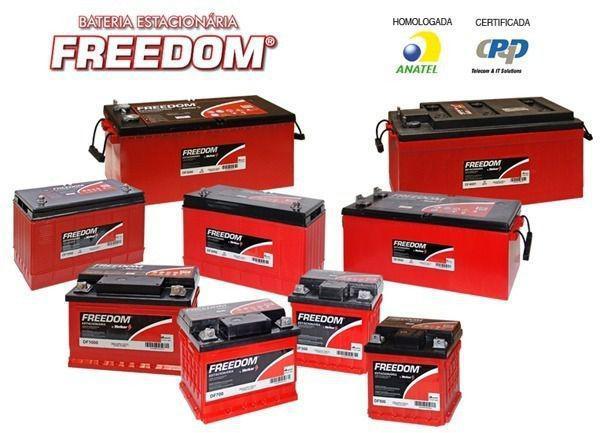 Imagem de Bateria Estacionaria Heliar Df4100 240ah Nf Garantia 2 Anos