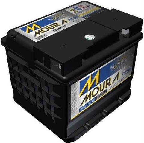 Imagem de Bateria Estacionária Moura 12MN45 Nobreak 45ah 12v