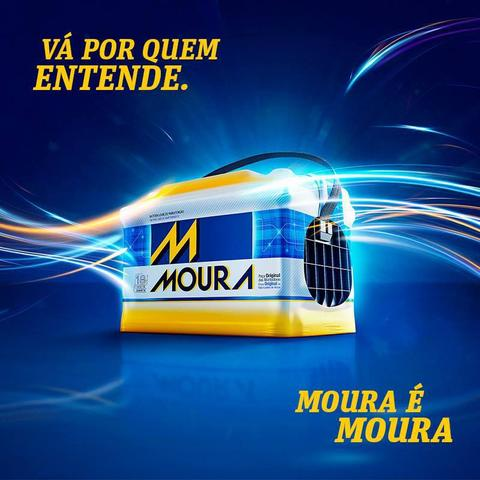 Imagem de Bateria Estacionaria Moura 12v 115ah - Nobreak, Solar