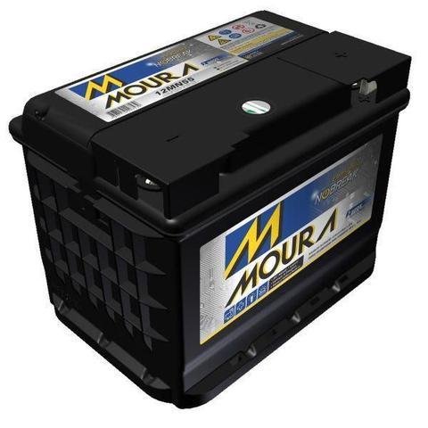Imagem de Bateria Estacionaria Moura 12v 60ah 12MN55 - Nobreak, Solar