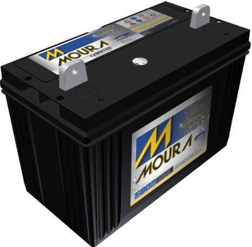 Imagem de Bateria Estacionária Moura Nobreak 12MN105 12v 105AH